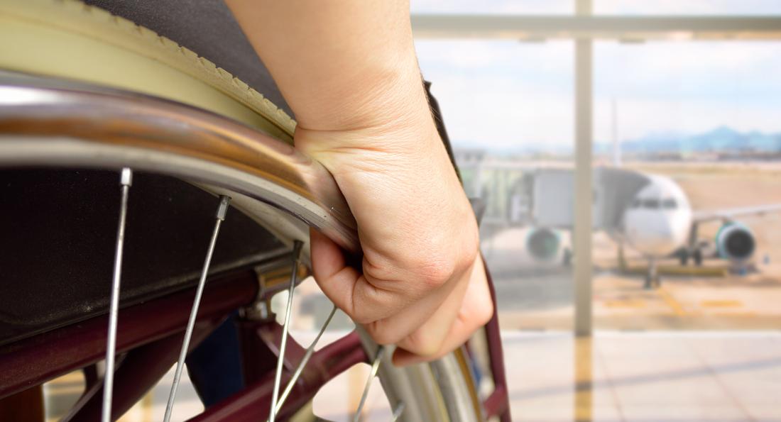 Aides pour les voyageurs handicapés